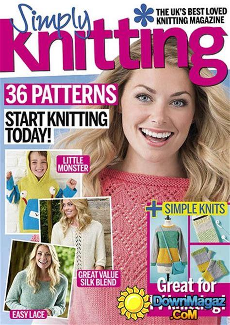 simply knitting simply knitting november 2016 187 pdf magazines