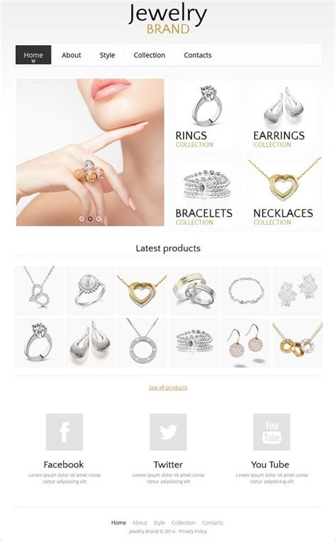 jewelry websites how to choose a jewelry website design that converts