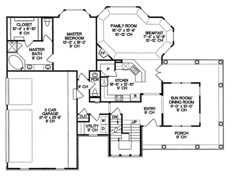 prairie style floor plans maple park prairie style home plan 026d 0244 house plans and more