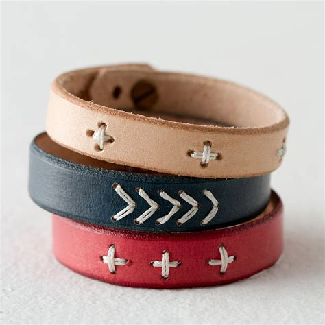 leather bands for jewelry 25 best ideas about handmade leather jewelry on