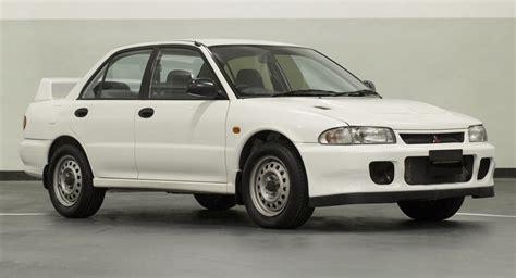 Mitsubishi Evo 2 by Fully Original 1995 Mitsubishi Lancer Evo Ii Rs Is In
