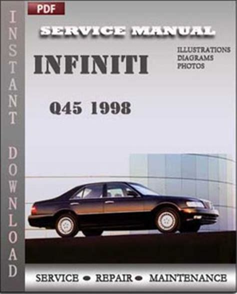 infiniti q45 1998 service repair servicerepairmanualdownload com