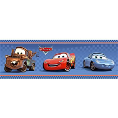 Car Wallpaper Border Uk by Disney Cars Border Blue Review Compare Prices Buy
