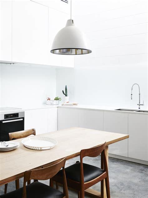 kitchen lighting australia wearne and stuart the design files