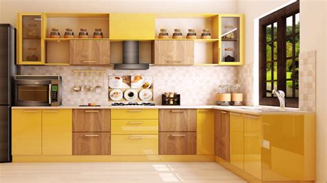 l shaped modular kitchen design l shaped modular kitchen designs layouts by scale inch