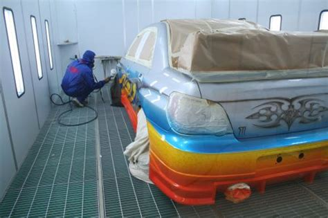 spray painter queanbeyan david smash repairs panel beater painters 72 yass rd