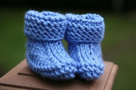 knitting baby booties baby easy booties knitting pattern by lyudmyla vayner