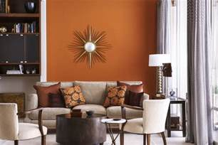 interior home color schemes decorating with a warm color scheme