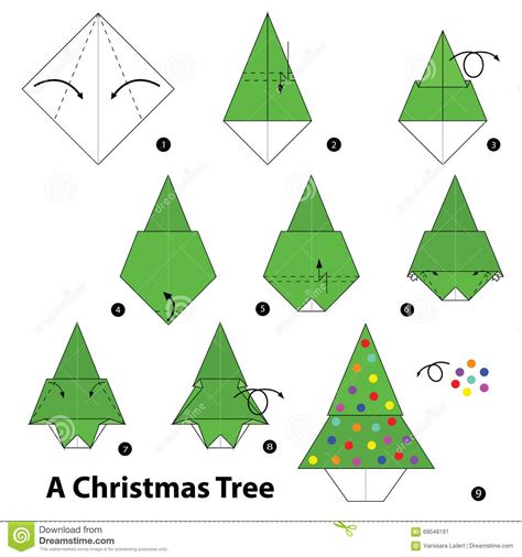 how to make a tree origami origami how to make an origami tree steps with