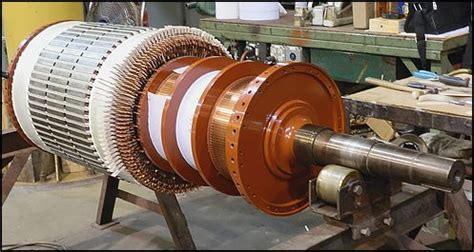 Electric Motor Armature by Pdma Electric Motor Testing Tips
