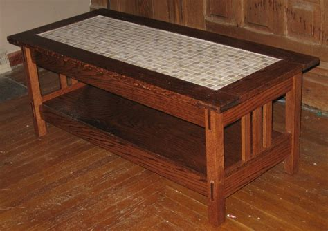 and crafts table arts and crafts coffee table by legendinmyownmind