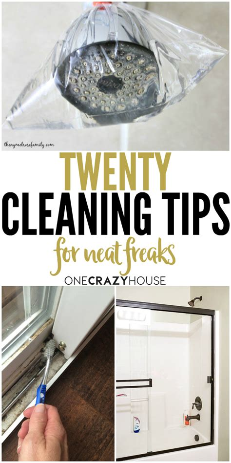 tips for cleaning 20 cleaning tips for neat freaks