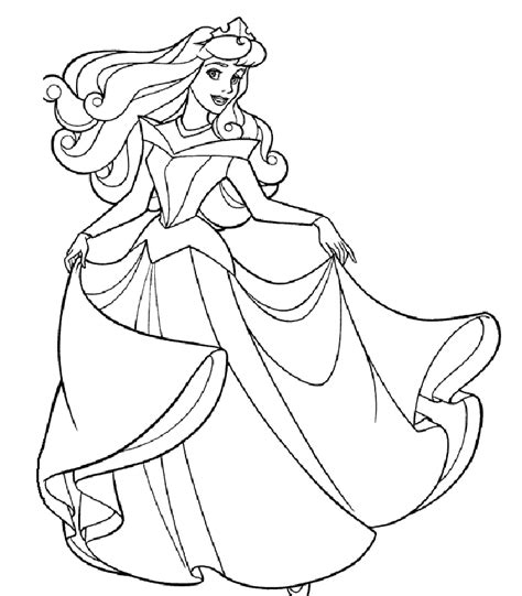 pictures to coloring book princess coloring pages