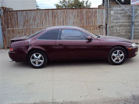 1996 Lexus Sc400 by 1996 Lexus Sc400 2 Door Cpe 4 0l V8 At 2wd Color