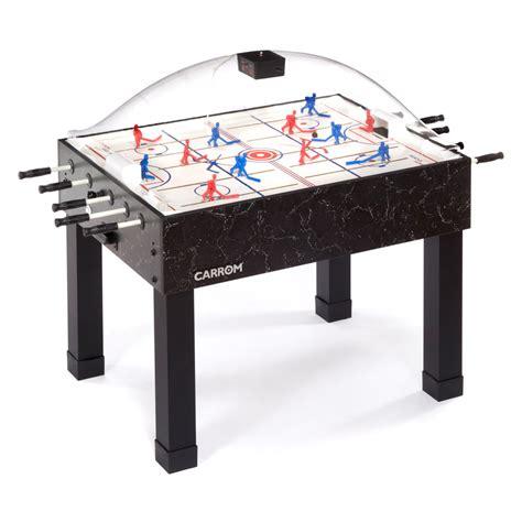 table hockey carrom stick rod hockey air hockey tables