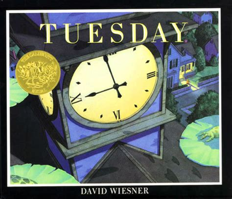 tuesday picture book tuesday by david wiesner lesson ideas the writer side