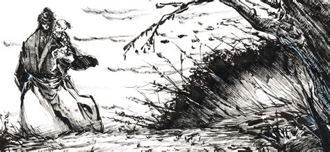lone wolf and cub lone wolf and cub getting adaptation from same