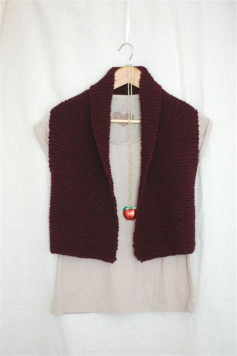 easy knit vest for beginners simple knitting vest pattern sweater jacket