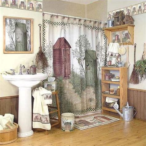 outhouse bathroom accessories outhouse themed bathroom decor xpressionportal