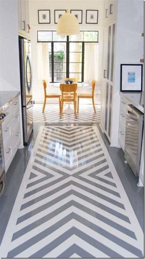 painted kitchen floor ideas painted wood floors ideas