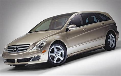 2006 Mercedes R Class by 2006 Mercedes R Class Information And Photos