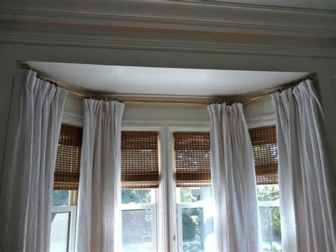 window on ceiling 25 best ideas about ceiling mount curtain rods on
