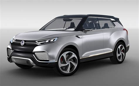 Most Popular Suv by News Ssangyong To Take On Britain S Most Popular Suv The