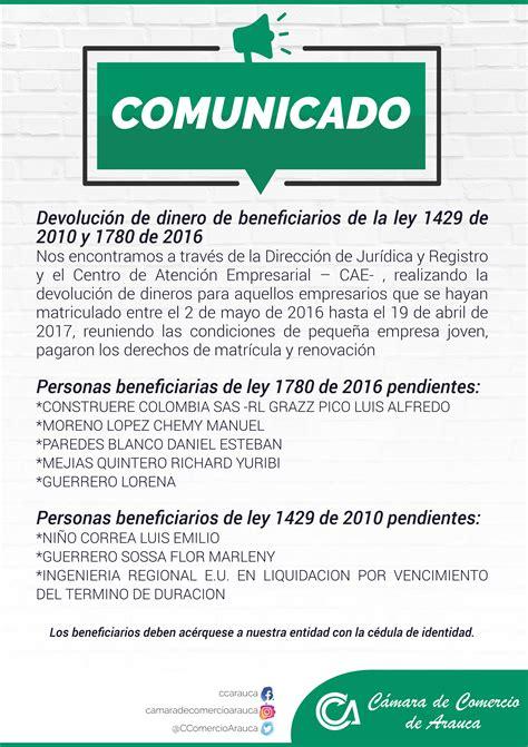 ley de camaras de comercio c 225 mara de comercio de arauca