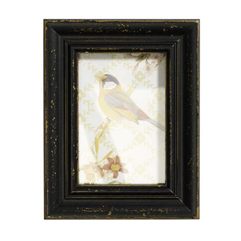 picture frame vintage style black picture frame by i retro
