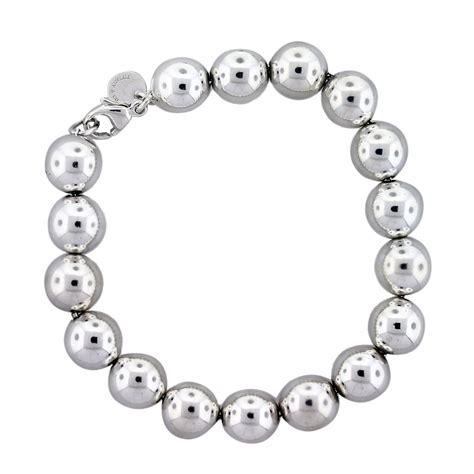 co bead bracelet co sterling silver bead bracelet
