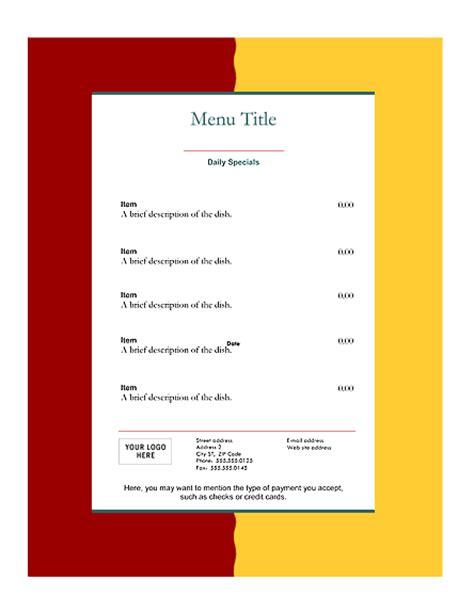 menu templates free http webdesign14 com