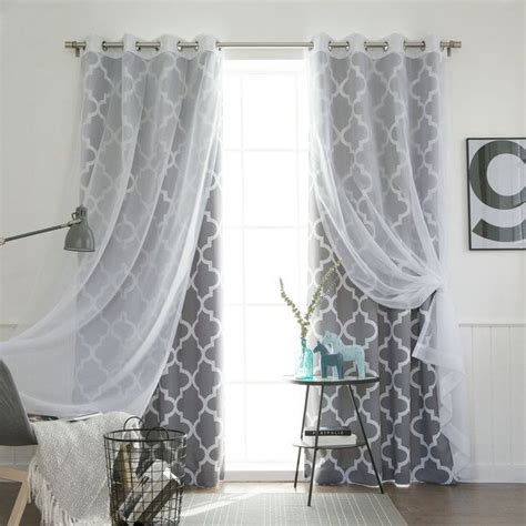 home decorating ideas curtains best 25 bedroom curtains ideas on window