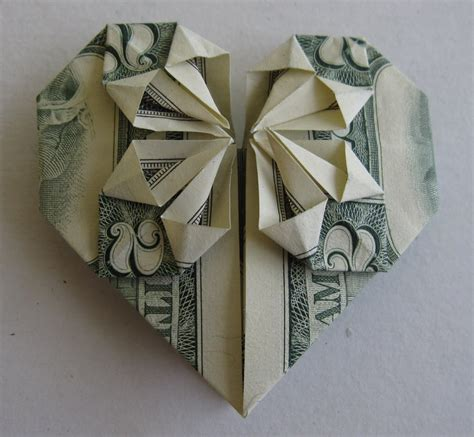 money origami shaped origami three wisdoms