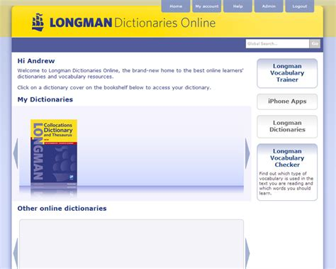 dictionary free the dictionary driverlayer search engine