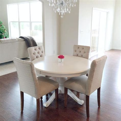 dining room tables white best 25 table and chairs ideas on