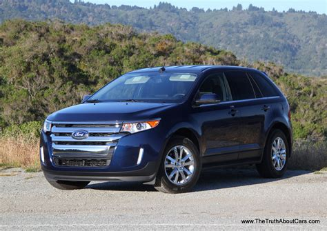 Ford Edge Limited by Ford Edge Limited 2012 Review