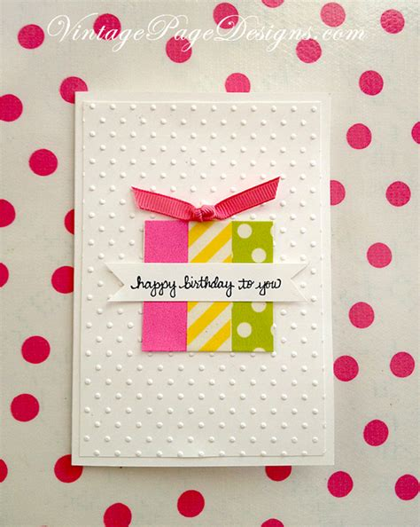 make birthday card for handmade birthday cards on masculine cards
