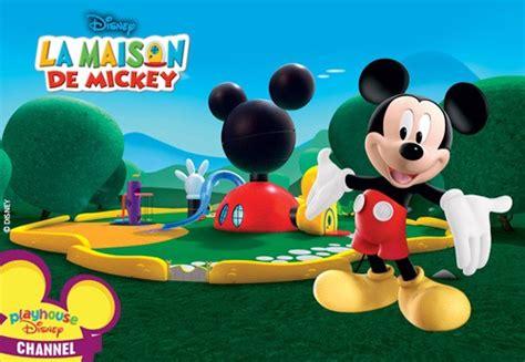 la maison de mickey une rentr 233 e exceptionnelle sur disney channel et playhouse disney