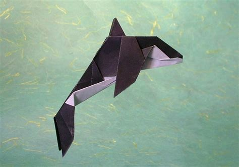 origami killer the gallery for gt origami killer whale
