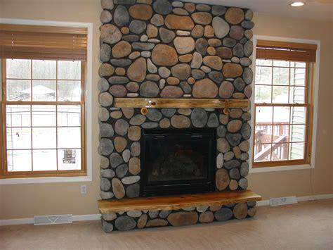 rock fireplaces fireplace work