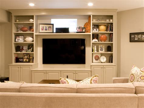 sports themed basement ideas sports theme contemporary basement new york by dw