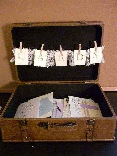card box wedding card box ideas wedding cards