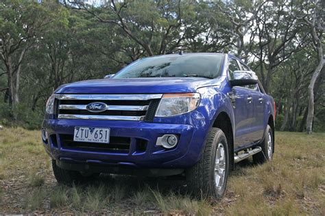 Ford Ranger 4x4 by Ford Ranger Review Xlt Dual Cab 4x4 Caradvice