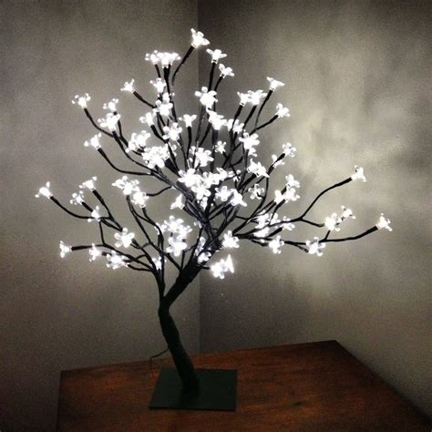 tree lights up tree l with light up flowers l ideas