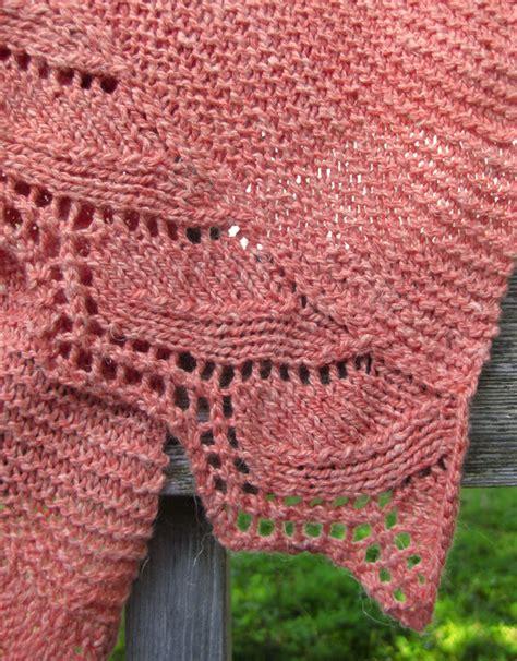 free knit shawl patterns new free pattern schieffelin point shawl