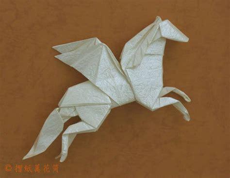 pegasus origami pegasus origami