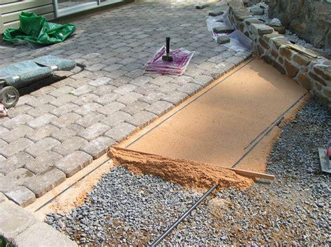 leveling patio pavers brick pavers canton plymouth