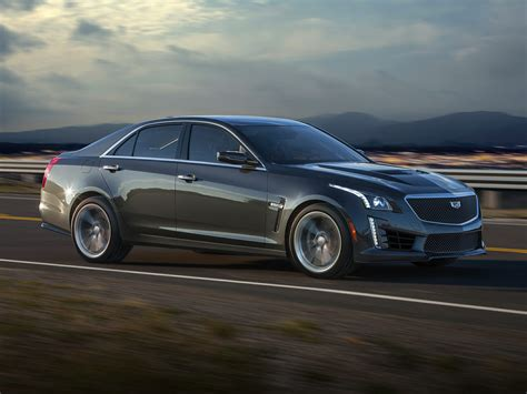 Cadillac Cts by 2017 Cadillac Cts V Price Photos Reviews Features