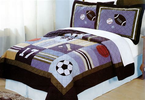 bedding for boys sports bedding size and boys sports bedding