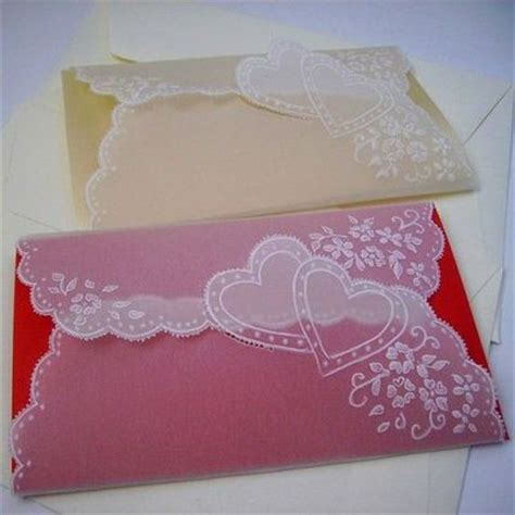 paper craft greeting cards handmade parchment paper craft vintage style greeting